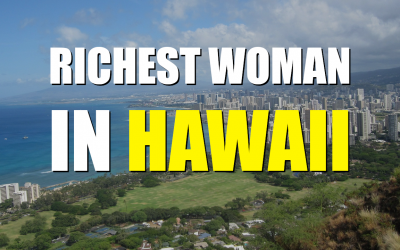 The Richest Woman In Hawaii – Blair Parry-Okeden