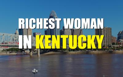 The Richest Woman In Kentucky – Tamara Gustavson